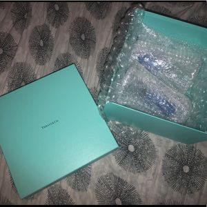 Tiffany & Co. Other - Tiffany Martini Glass Set